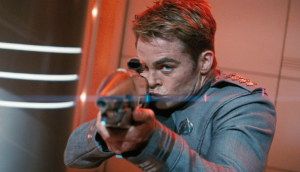 Chris Pine Captain Kirk Star Trek Into Darkness 4